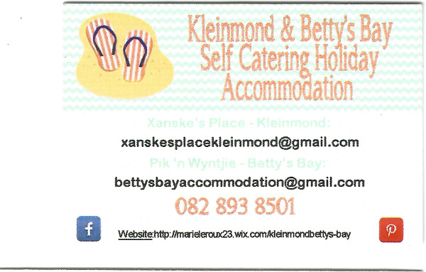 kleinmond-&amp-betty&#039s-bay-accommodation