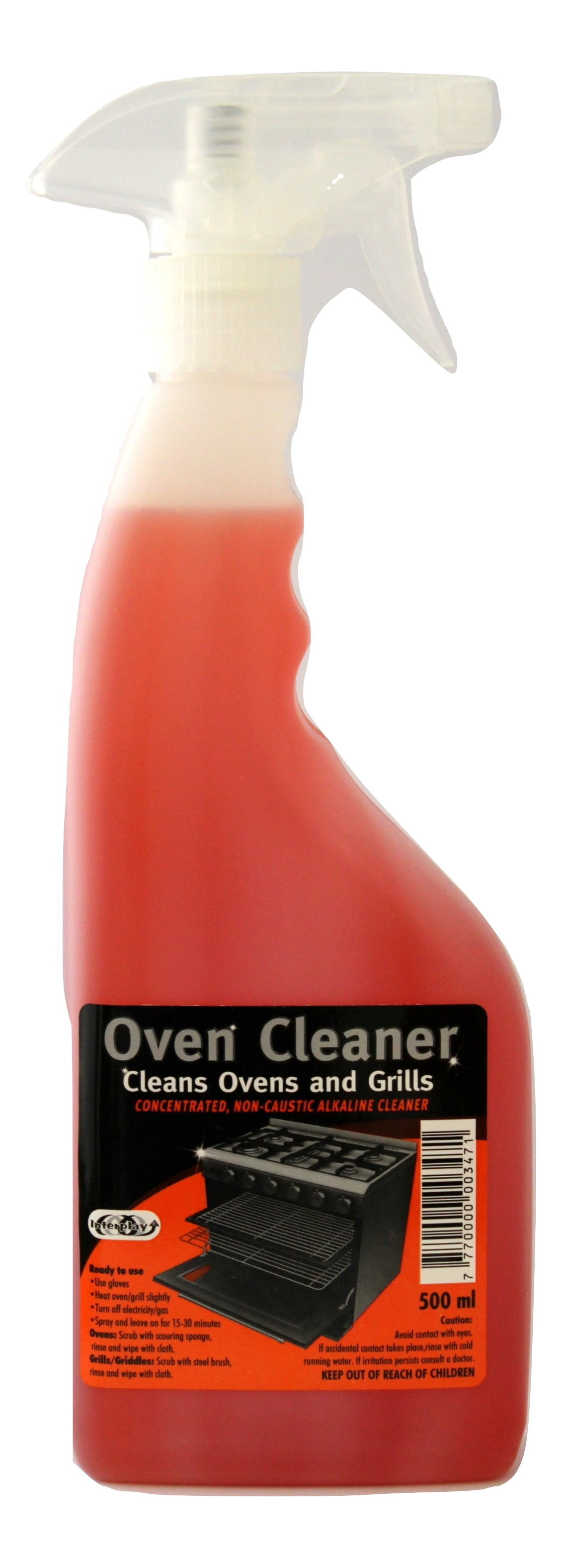 oven-cleaner